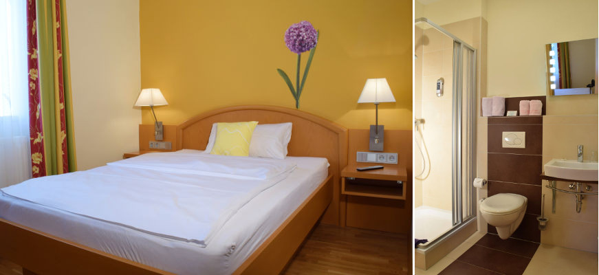 Superrior double room